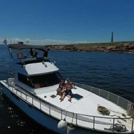 Alquiler embarcacion privada